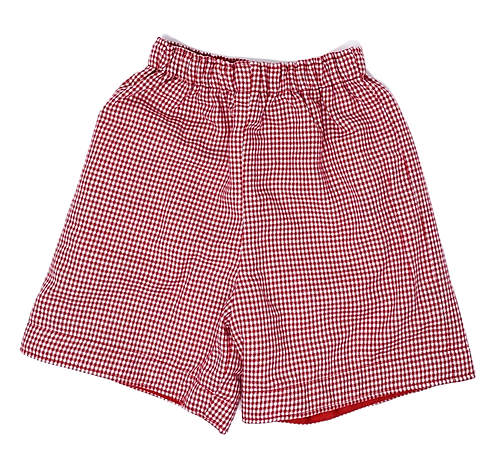 HUNTER Red Winter Soldier Shorts