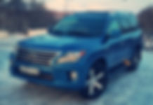 авто бизнесс класса на Камчатке