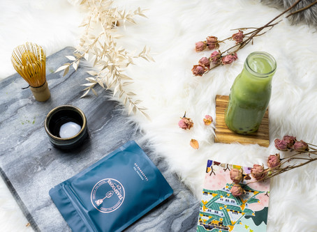 HOW TO MAKE ICED MATCHA MILK TEA