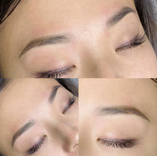 Powder brows by Chillius