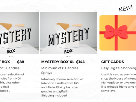 Mystery Box's Click image for more information!