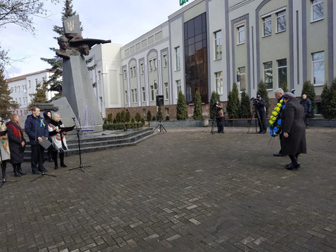 75 років з дня загибелі Дмитра Клячківського