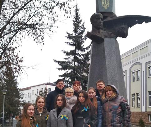 Вшанування пам'яті Дмитра Клячківського (Клима Савура)