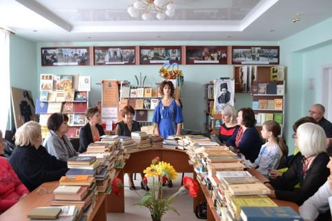 Презентація літератури з-за кордону