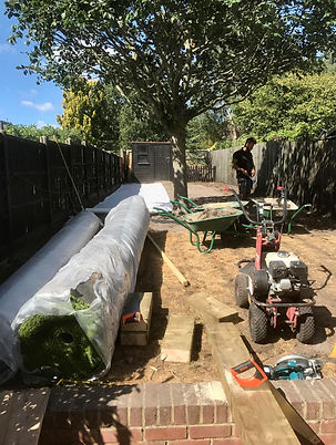 About Us- Horsham Landscaping Specialist