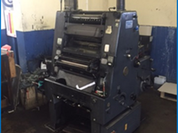 For Sale by Private Treaty: Continuous Stationery Printing Machinery & Equipment