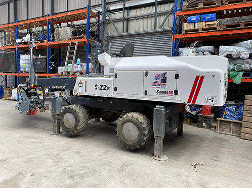 Online Auction:Concrete Screed Machinery, Ancillaries, Motor Vehicles & Trailers
