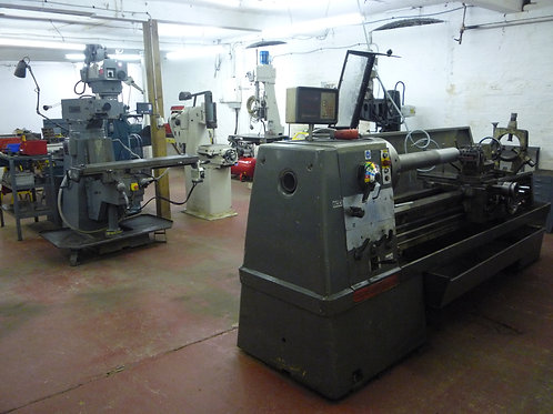 Conventional Machine Tools, Sheet Metal Equipment & General Workshop Equipment