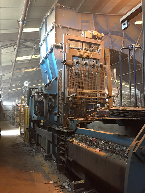 Online Auction MRF Waste Processing Plant
