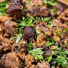 Garam Masala Pork