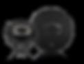 Axis Car Audio Speakers