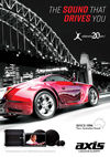 axis australia - axis car audio - The Sound That Drives You