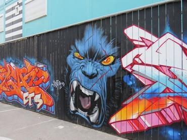 Rennes, palissade