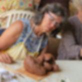 IMG_4586.JPGStage d'été Les Ateliers du Vau Séverine Lièvre modelage terre