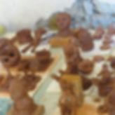 IMG_4576.JPGStage d'été Les Ateliers du Vau Séverine Lièvre modelage terre
