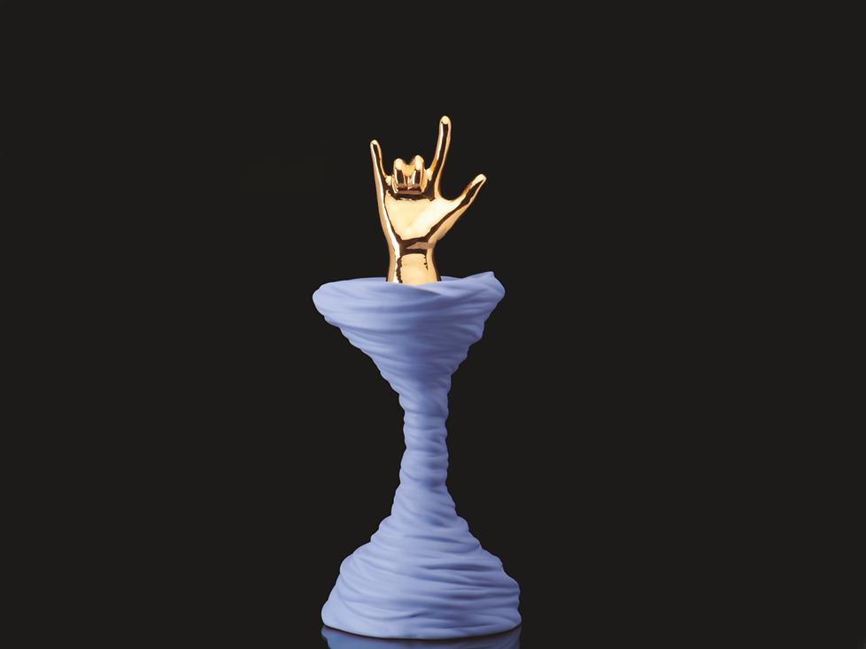 Vase I LOVE YOU