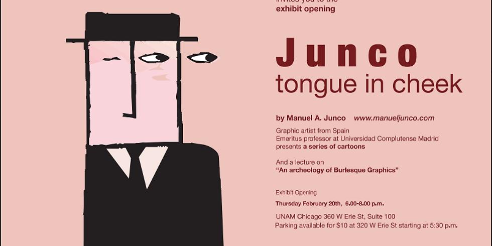 Exhibición Tongue in Cheek