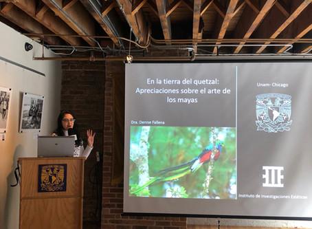 En la tierra del Quetzal, un acercamiento a la diversidad artística y cultural de la cultura Maya