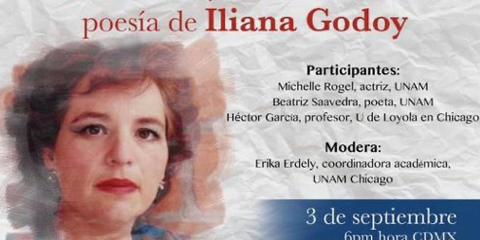 Erotismo y teatralidad en la poesía de Iliana Godoy