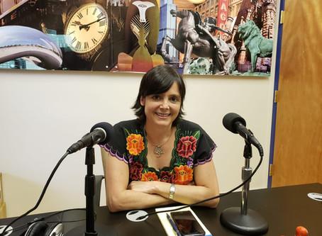 UNAM Chicago difunde en radio las Voces del Español