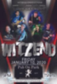 Witzend Pub on Park January 10 2020 copy
