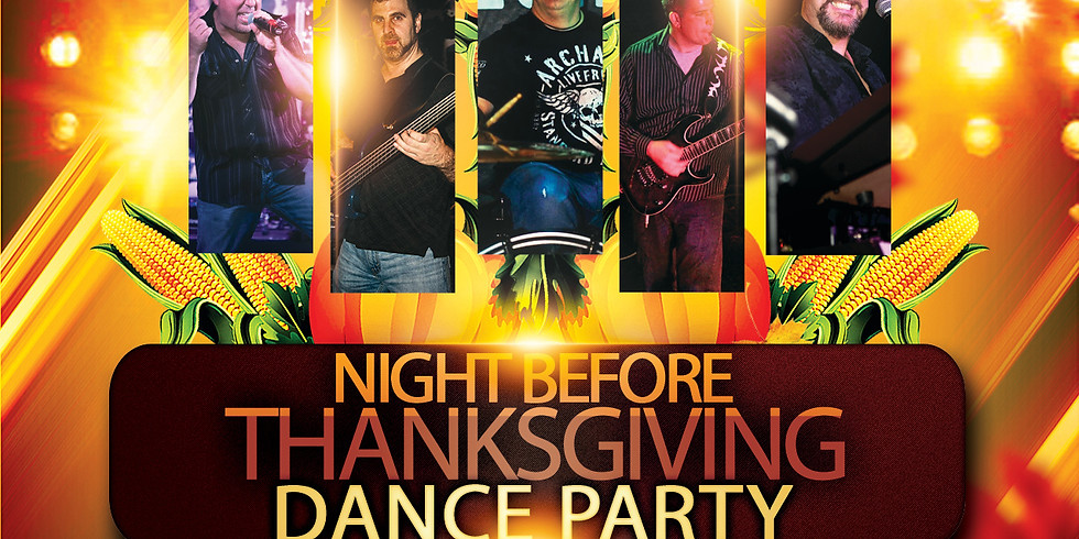 Boundary Brewhouse Night Before Thanksgiving