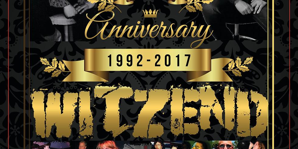 Witzend 25 Year Anniversary Bash!!!