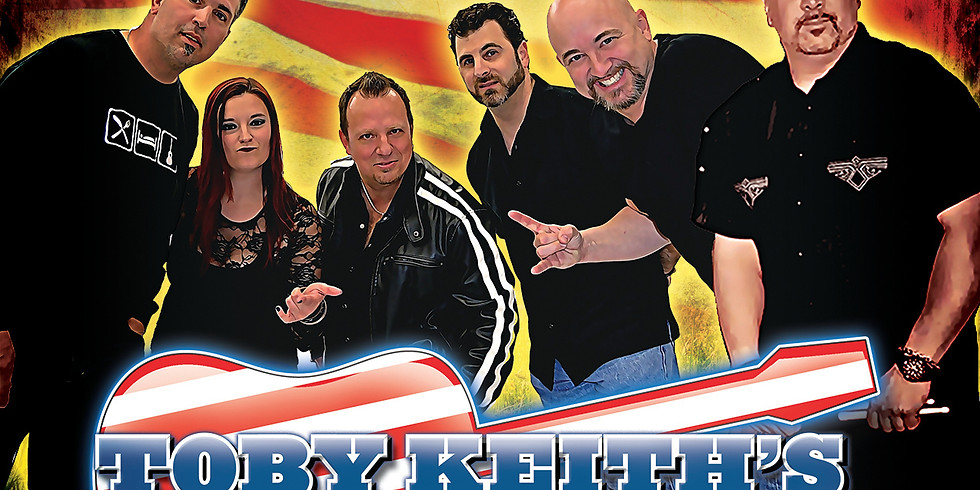 Toby Keith's at Patriot Place July 29th
