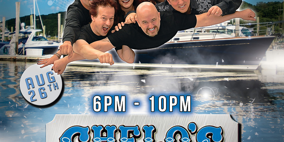 Chelos Waterfront in Warwick, RI August 26th