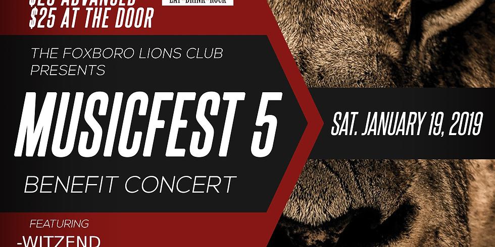 Music Fest 2019 Showcase Live