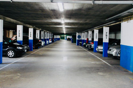 Travaux parking Chemin Vert