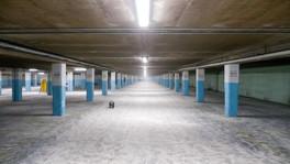 La SEMECO rénove tous les sols des parkings Chemin Vert, Salvador Allende et Paul Eluard