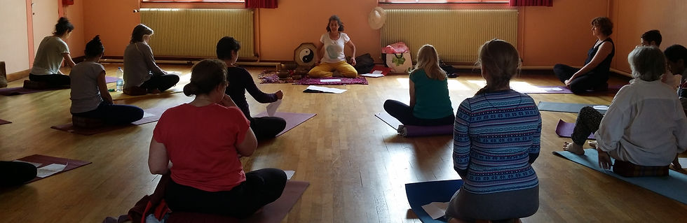 cours yoga adulte