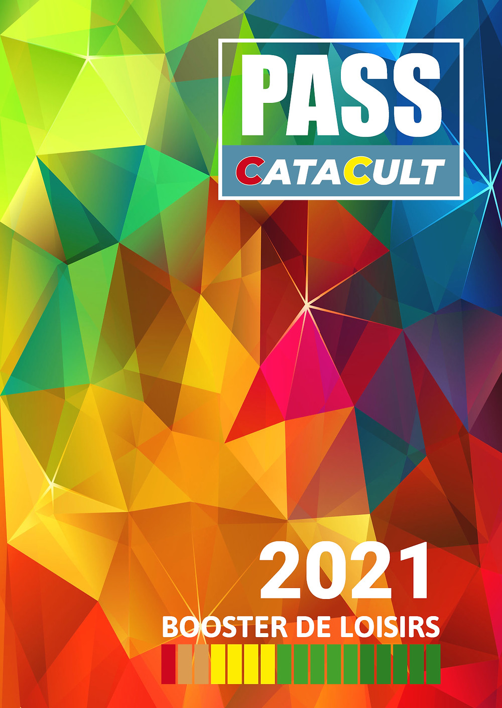 Le Pass CataCult 2021