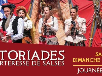 Les Historiades : week-end historique à la Forteresse de Salses !
