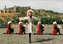 лезгинка танец
