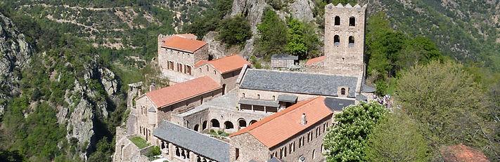 Abbaye Saint-Martin du Canigou