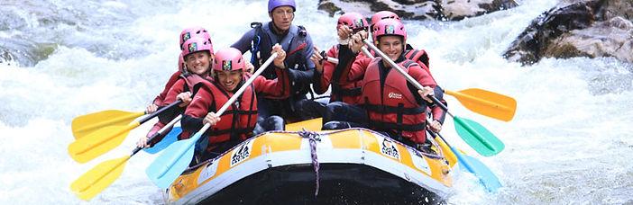 Pyrène Rafting
