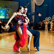 бальные танцы кострома