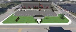 Memorial Wall Concept