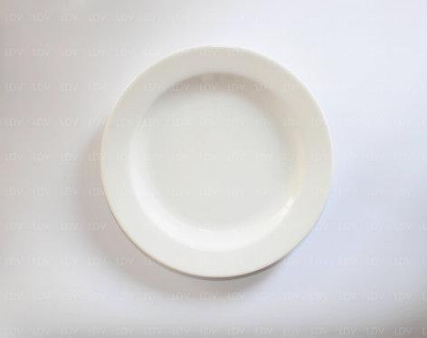 Assiette Ronde Ø 19 cm