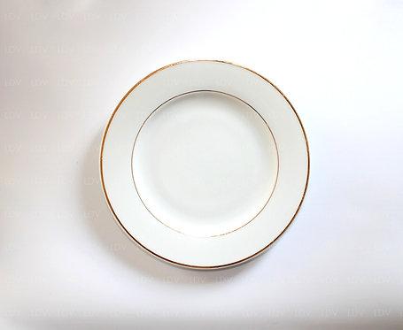 Assiette décor Ø 18.50 cm