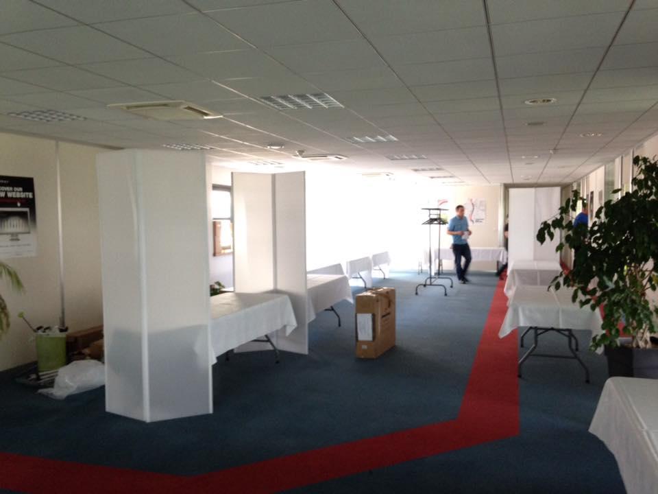 Installation de Séminaire