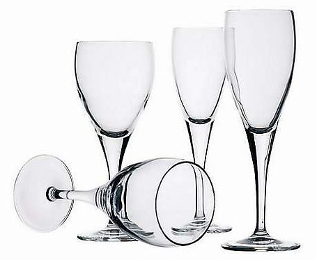 Les verres Flore