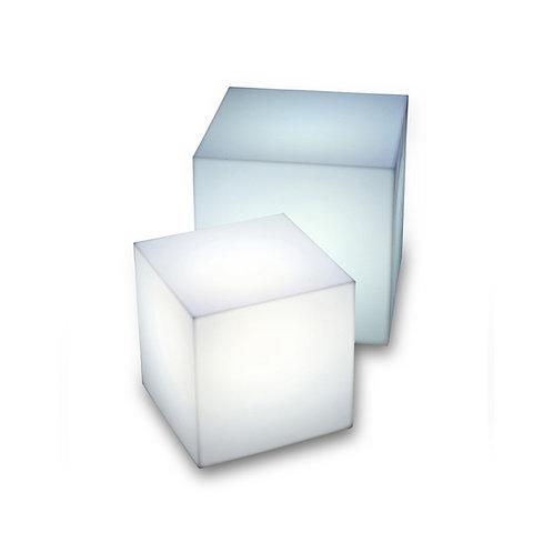 Location de cube lumineux 40 cm