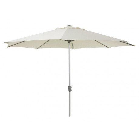 Location de parasol Blanc 2.70  Mètres (Avec pied)