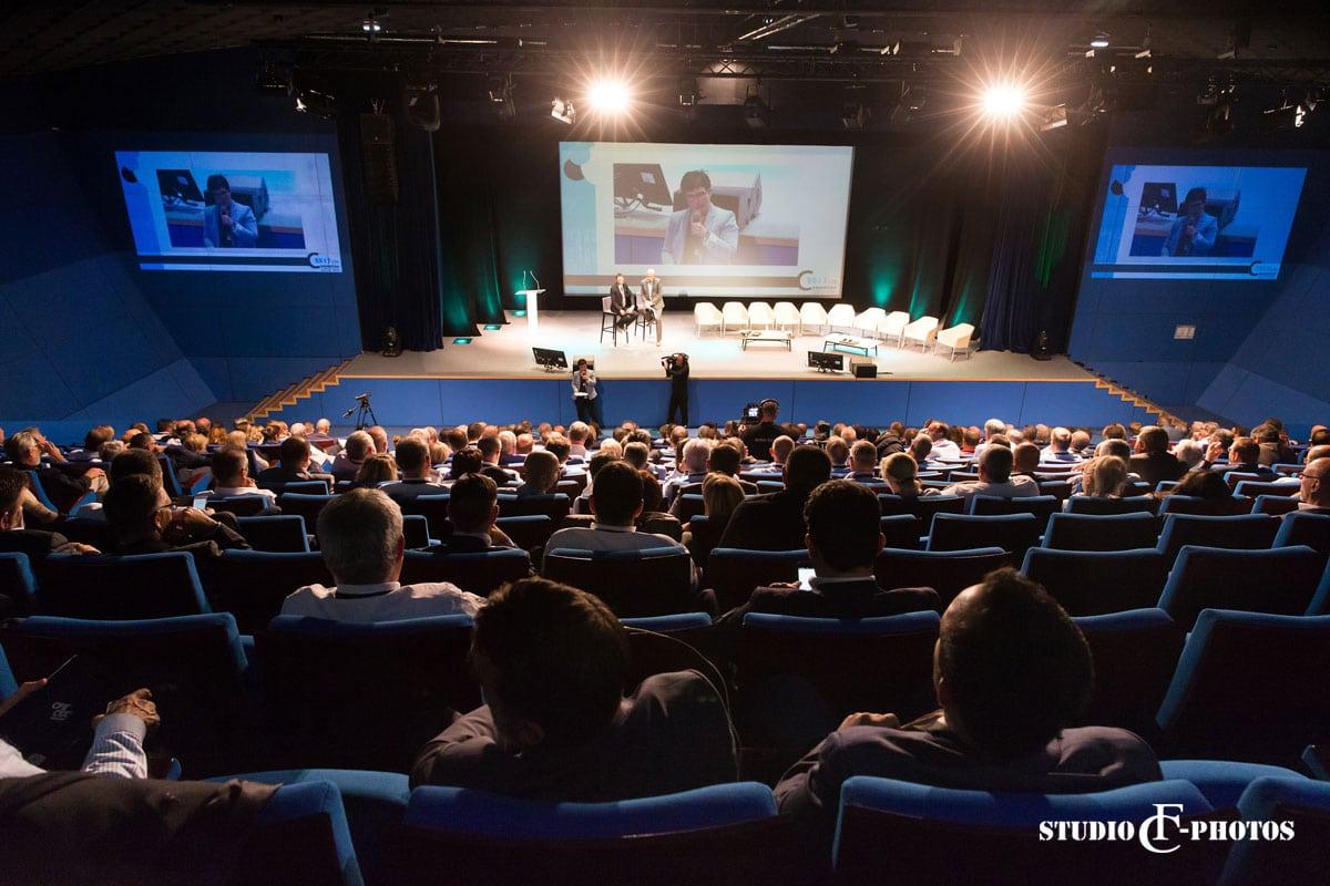 LDV vision & reception prestation de sonorisation salle de conférence