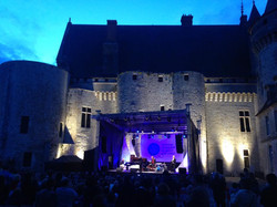 LDV vision & reception prestation de sonorisation et installation d'une scène à Sully sur Loire