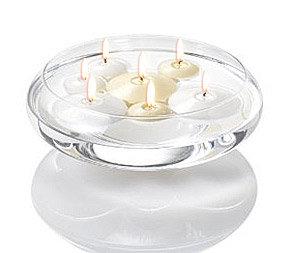 Coupe bougies flottantes 30 cm
