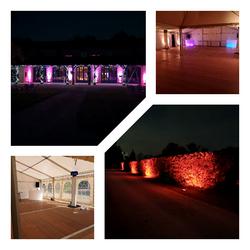 LDV vision & reception prestation lumière événements